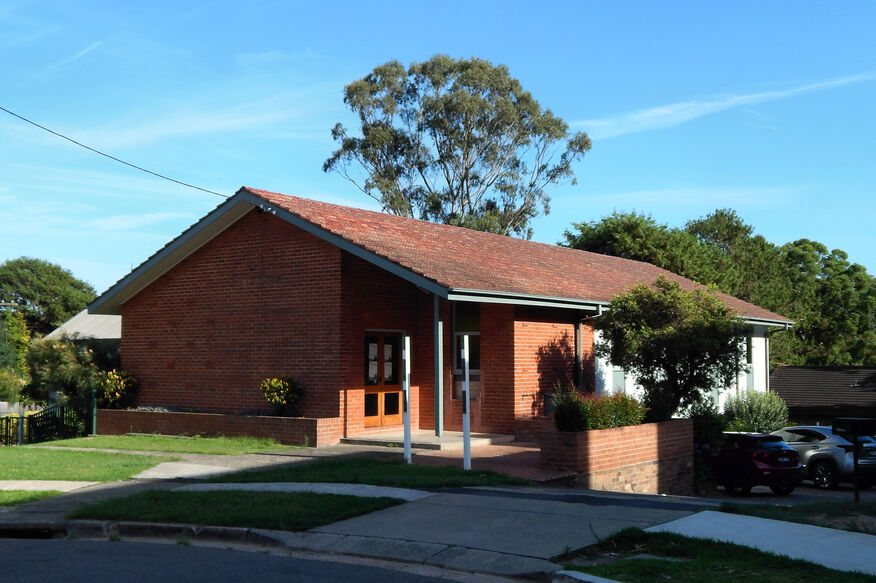 St Andrew's Anglican Church - Former