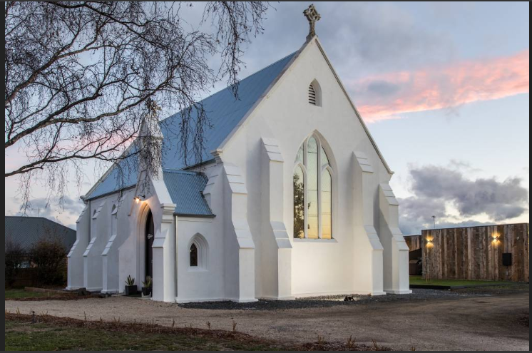 St Andrew's Anglican Church - Former - After Renovations