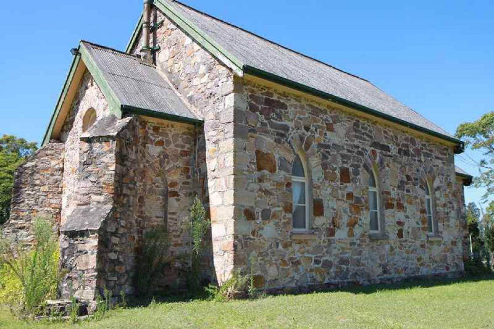 St Andrews Anglican Church   Former