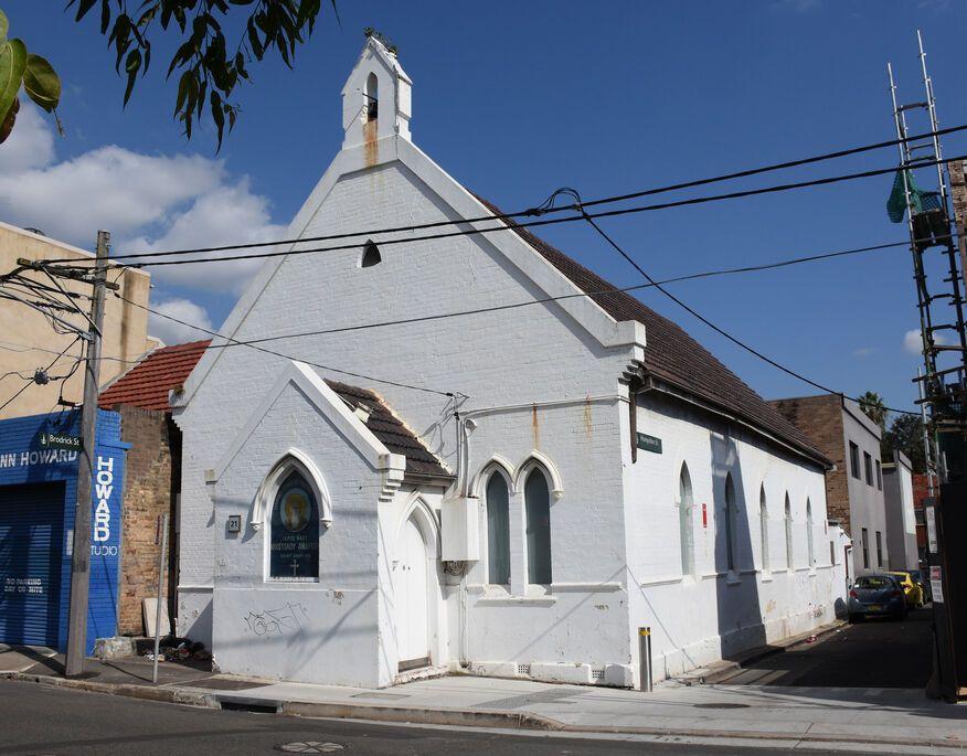St Andrew's Greek Orthodox Church