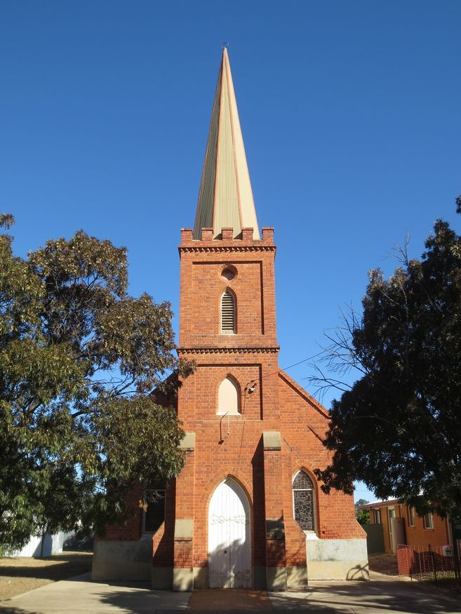 St Andrew's Presbyterain Church