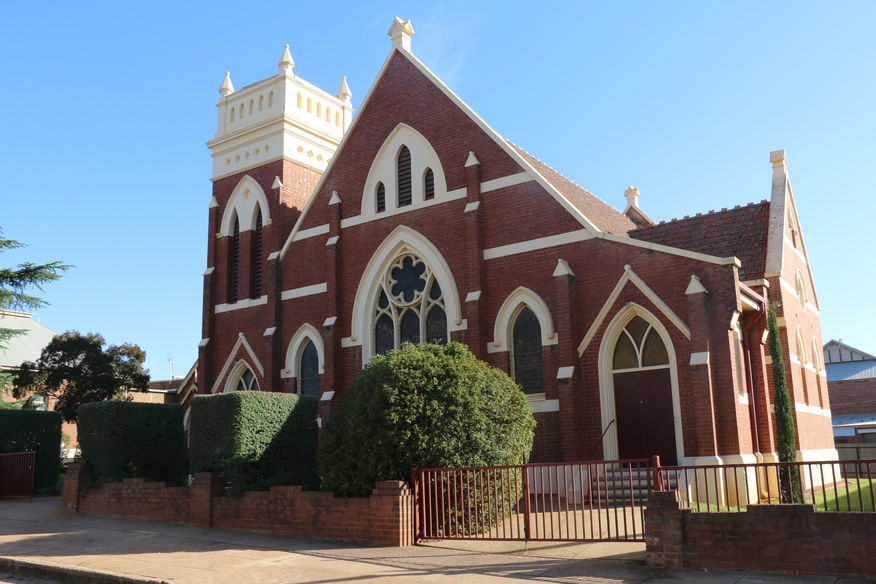 St Andrew's Presbyterian Church