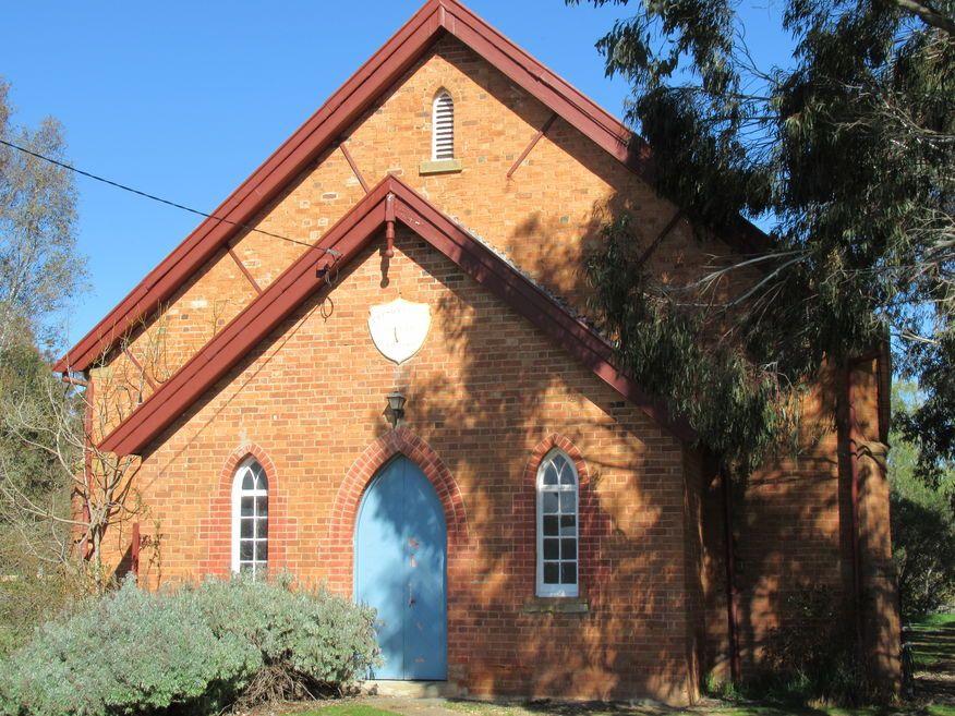 St Andrew's Presbyterian Kirk - Former
