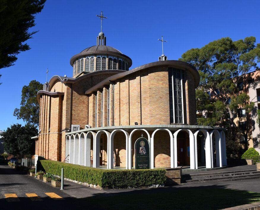 St Andrew's Ukrainian Catholic Church