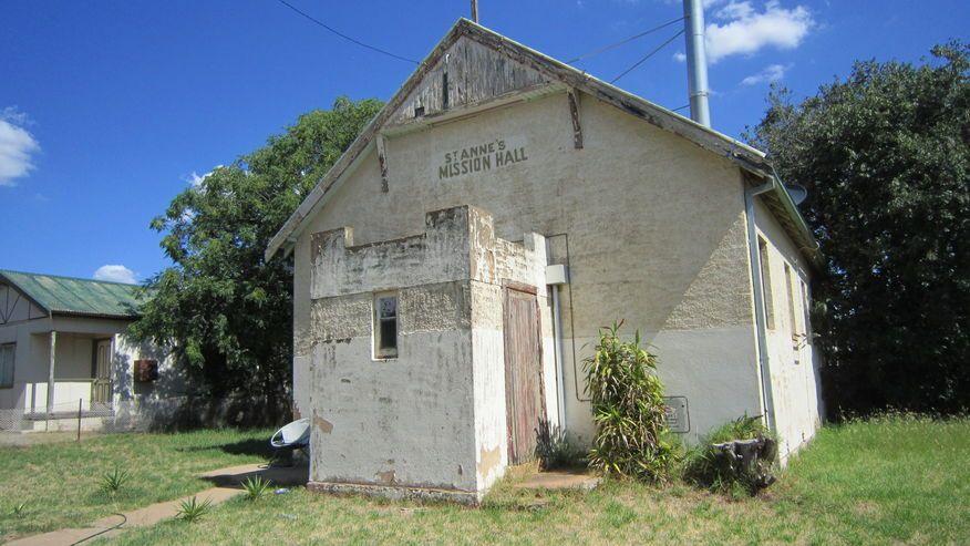 St Anne's Mission Hall - Former