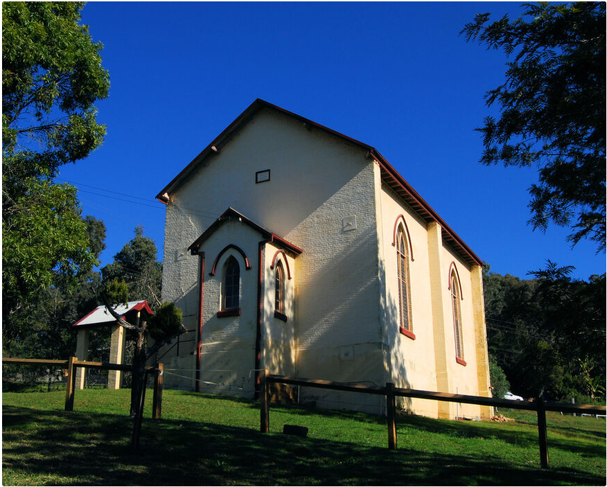 St Ann's Presbyterian Church - Former