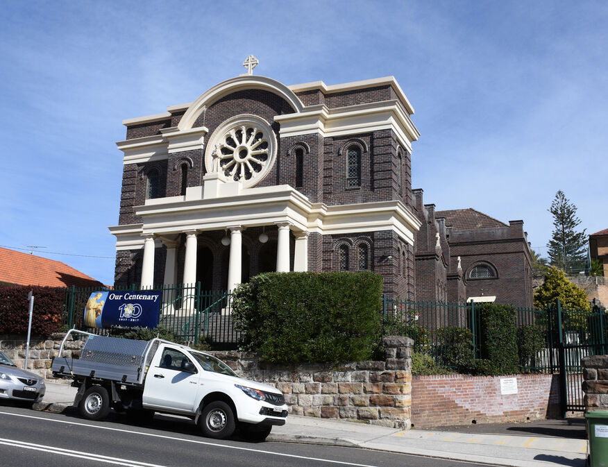 St Anthony of Padua Catholic Church