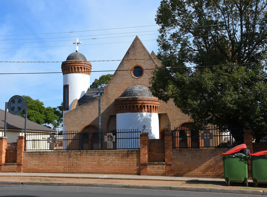 St Anthony's and St Paul's Coptic Orthodox Church