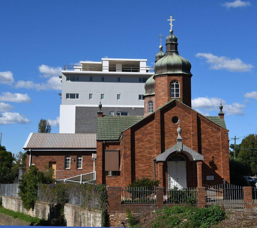 St Aphanasius Ukrainian Autocephalic Orthodox Church