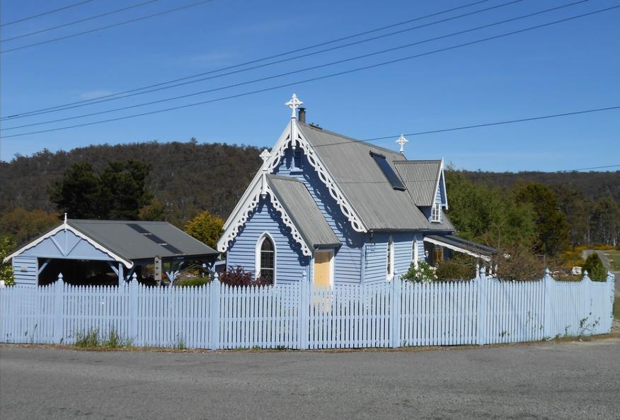 St Barbara's Catholic Church - Former