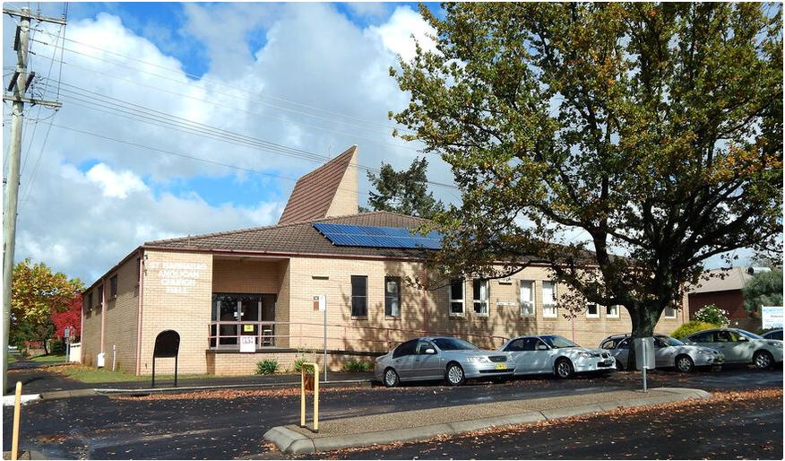 St Barnabas Anglican Church