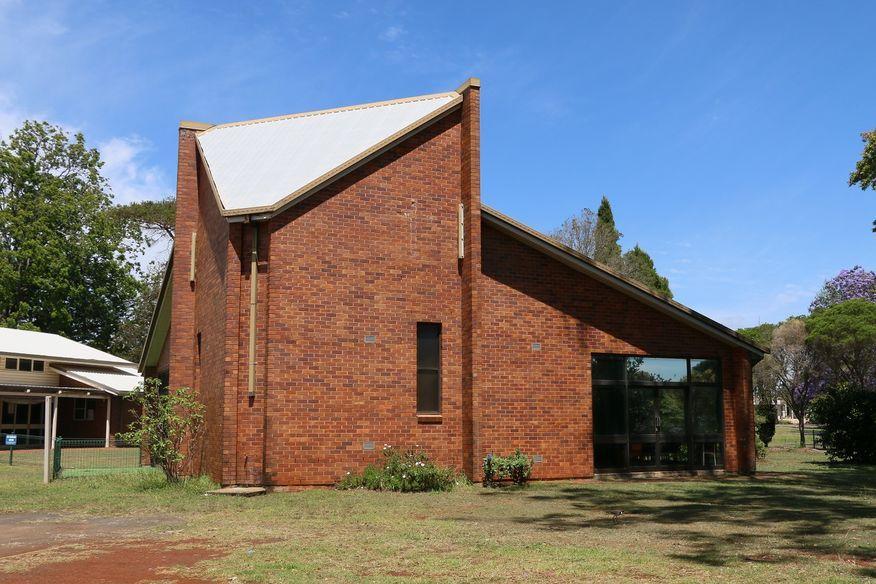St Bartholomew's Anglican Church - Former