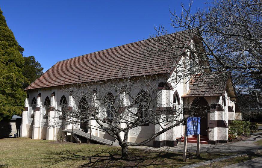 St Bonaventure's Catholic Church
