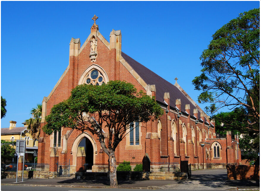 St Brendan's Catholic Church