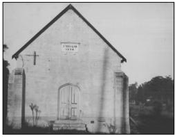 St Brigid's Catholic Church - Former