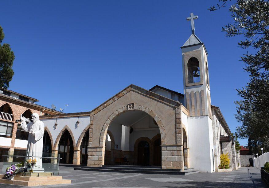 St Charbel's Church & Monastery