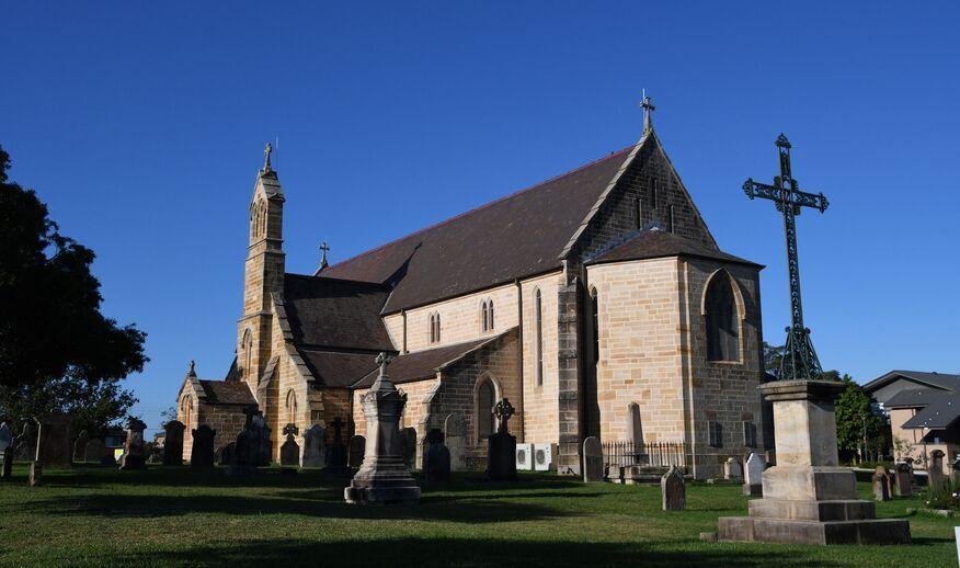 St Charles Borromeo Catholic Church
