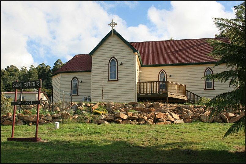 St Clement's Catholic Church - Former