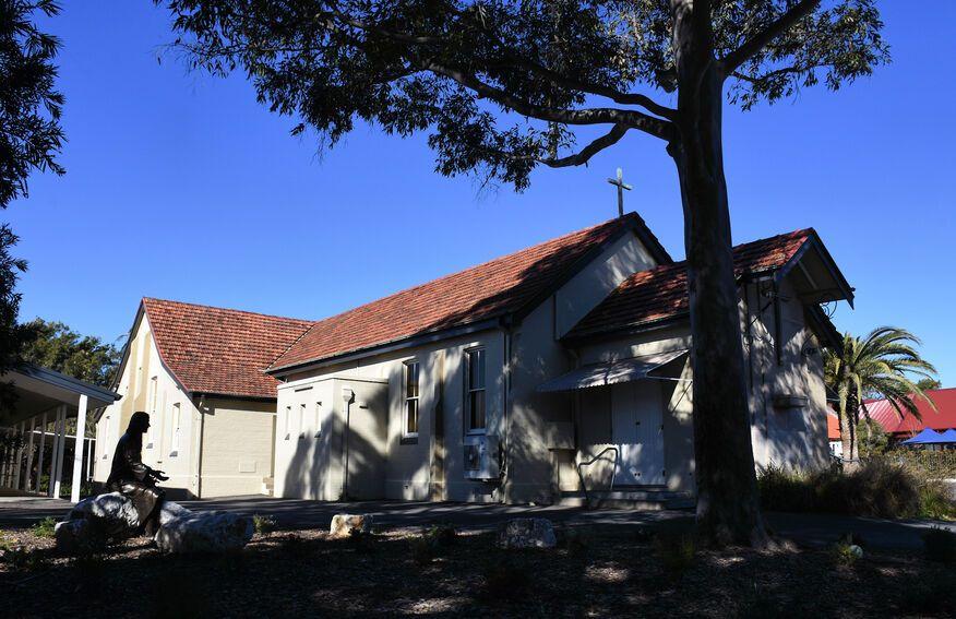 St Columba & the Holy Souls Catholic Church