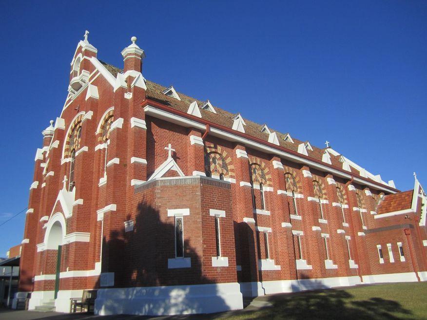 St Columbas Catholic Church