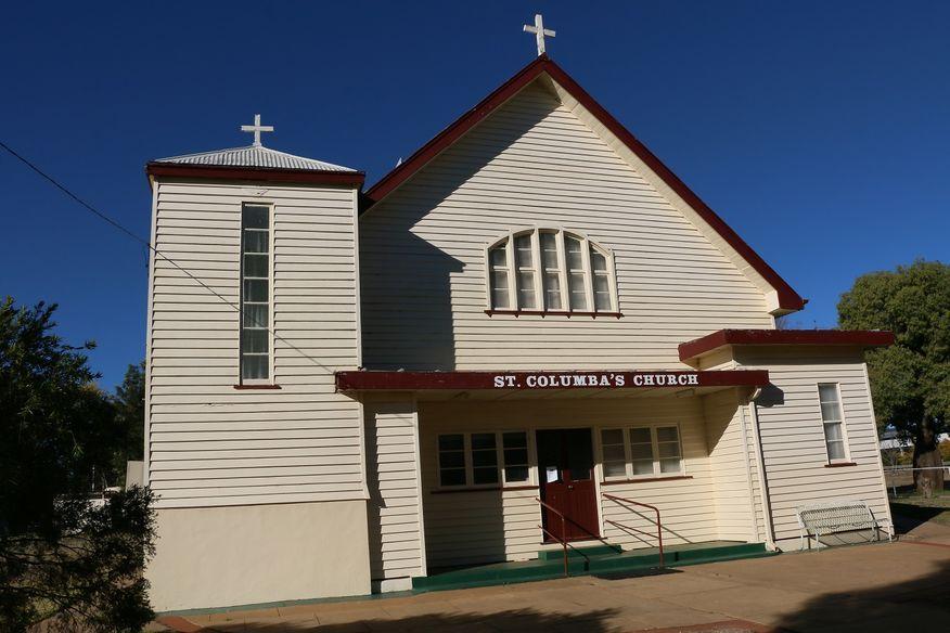 St Columba's Catholic Church
