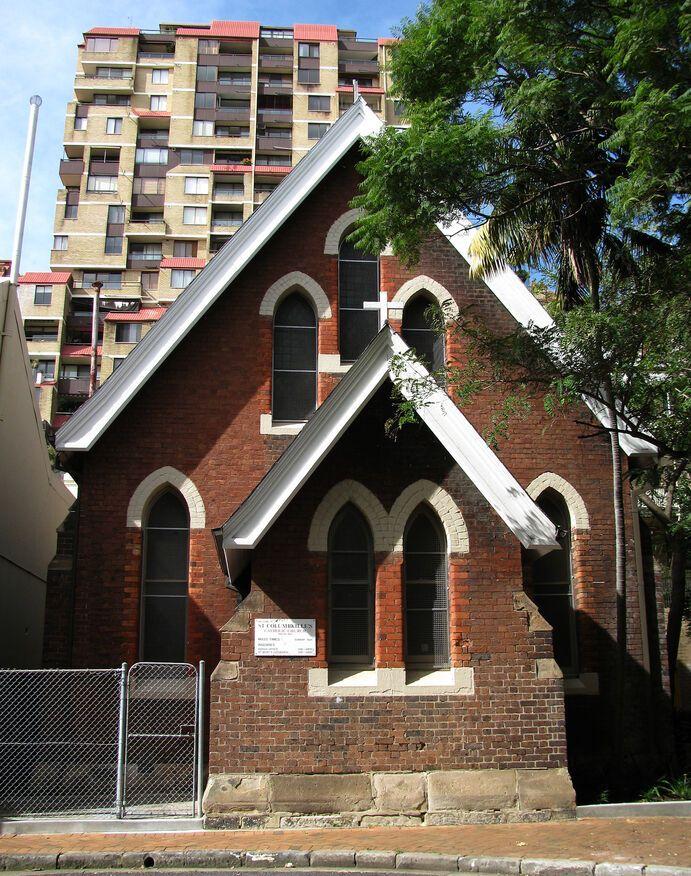 St Columbkille's Catholic Church