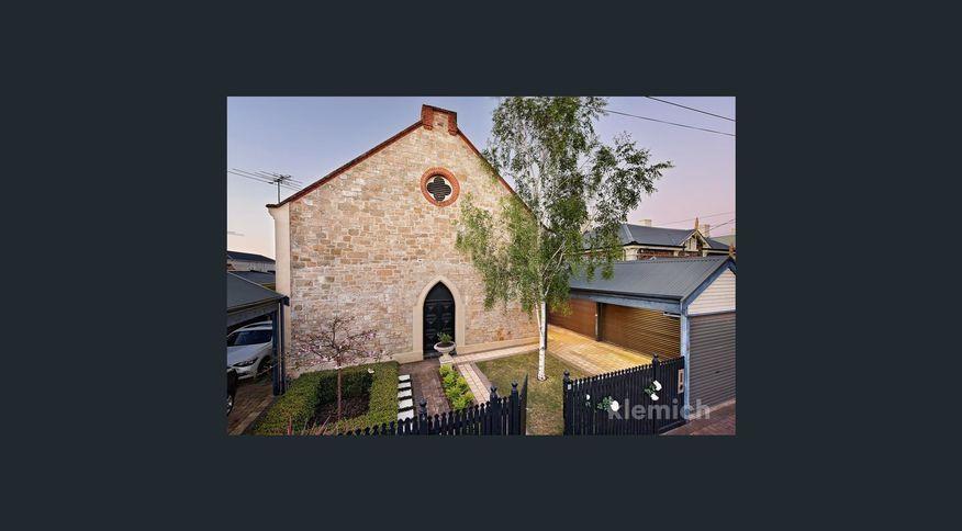 St Cuthbert's Anglican Church - Former