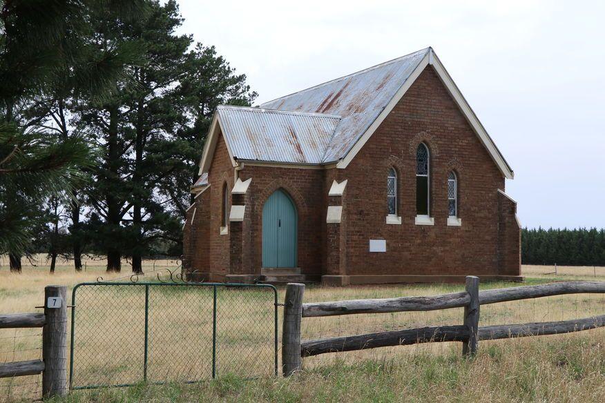 St David's Anglican Church - Former
