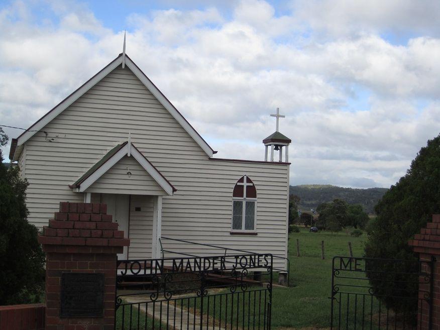 St Davids Anglican Church