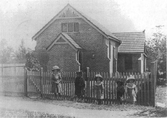 St David's Presbyterian Church - Former