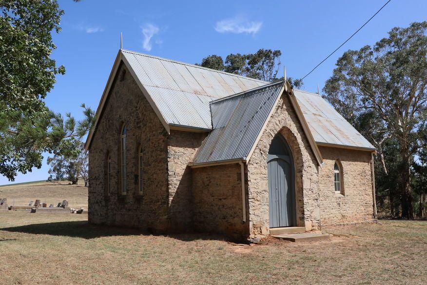 St David's Presbyterian Church, Moorilda