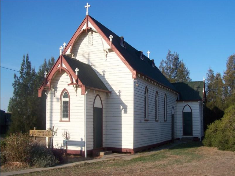 St Dominic's Catholic Church - Former