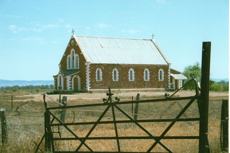 St Dominic's Catholic Church - Former