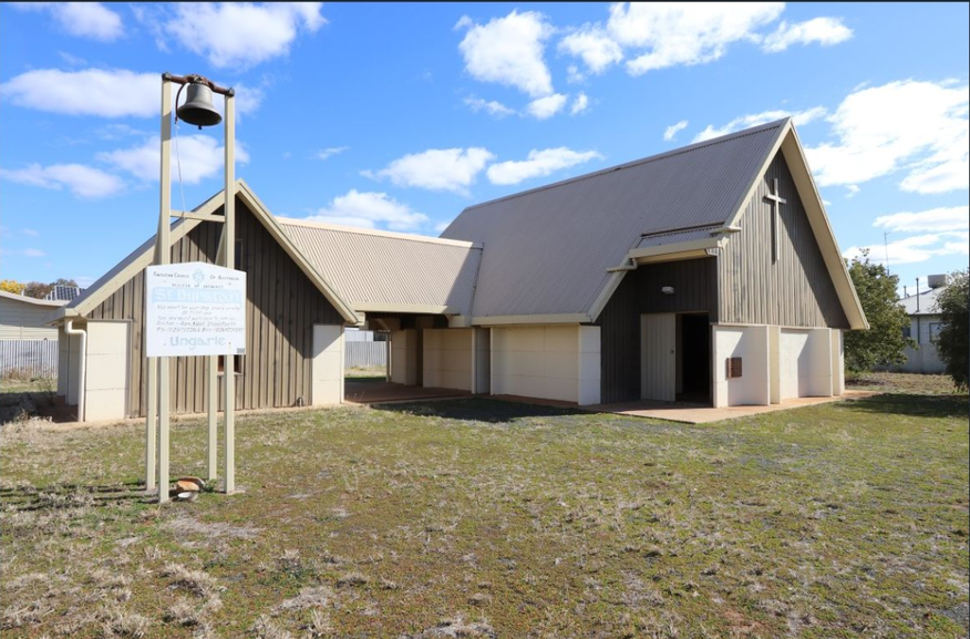 St Dunstan's Anglican Church - Former