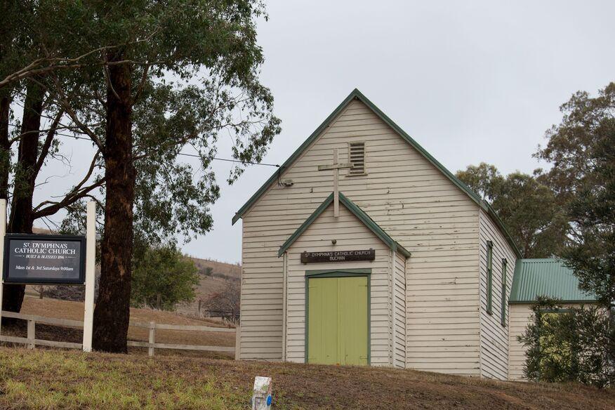 St Dymphna's Catholic Church