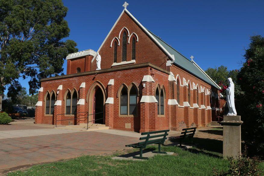St Edward's Catholic Church