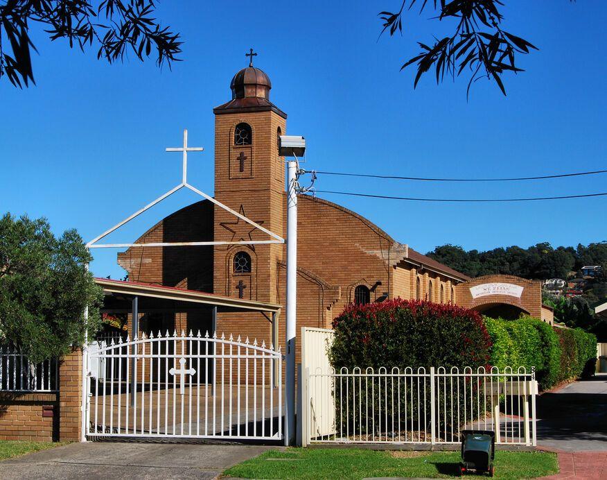 St Elias Antiochian Orthodox Church