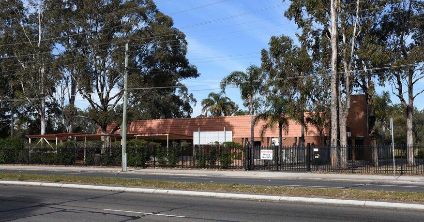 St Elias Speleotas Spanish Catholic Church of Australia