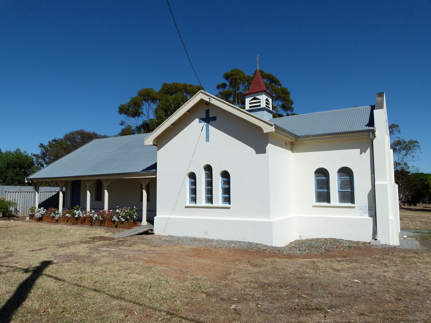 St Elizabeth of Hungary Anglican Church - Former