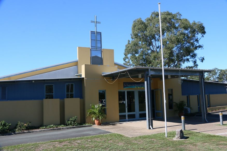 St Eugene De Mazenod Catholic Church