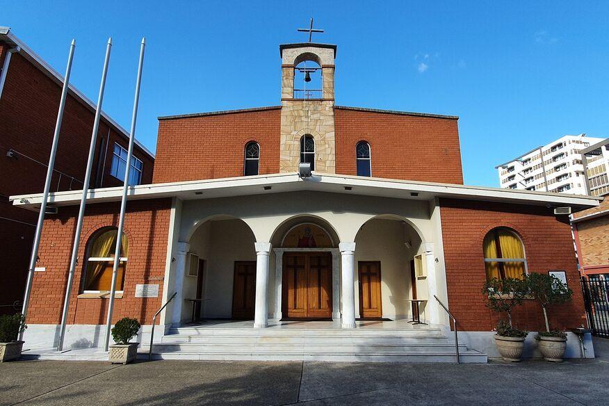 St Euphemia Greek Orthodox Church