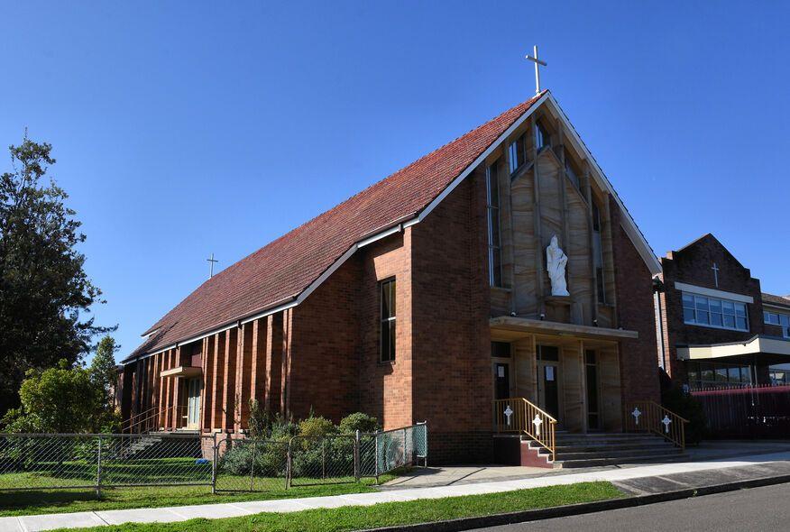 St Finbar's Catholic Church
