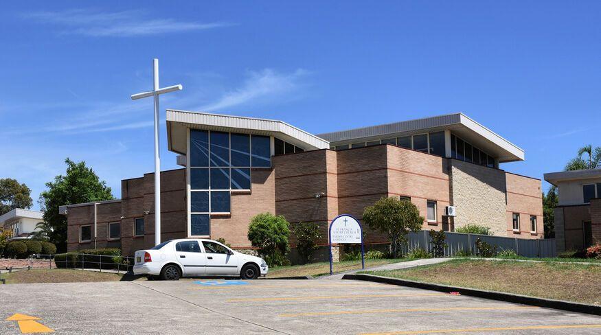 St Francis Xavier Catholic Church