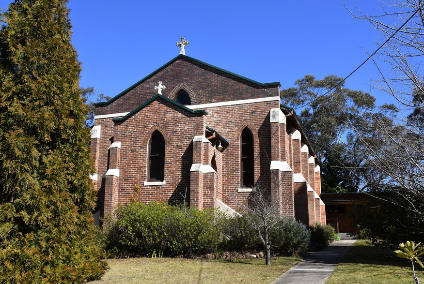 St Francis Xavier's Catholic Church