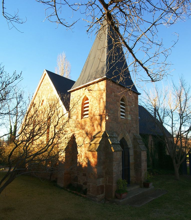 St Francis of Assisi Catholic Church - Former