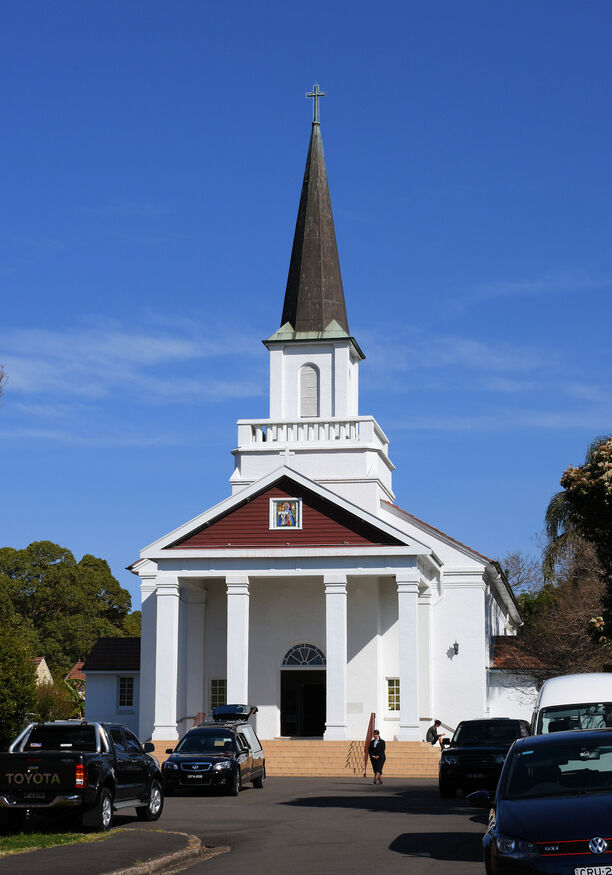 St Gabriel's Catholic Church