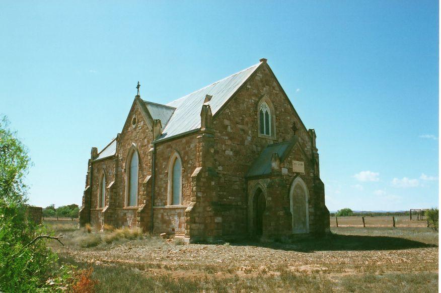 St Gabriel's Catholic Church - Former
