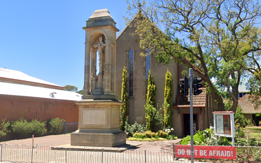 St George the Martyr Anglican Church