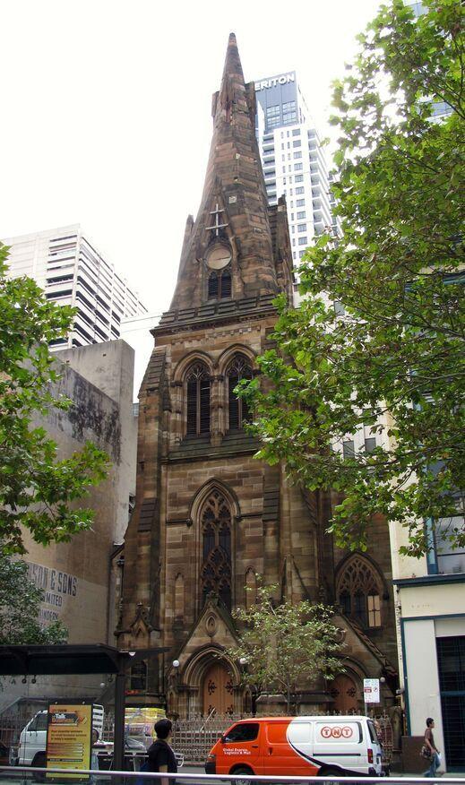 St George's Presbyterian Church of Eastern Australia