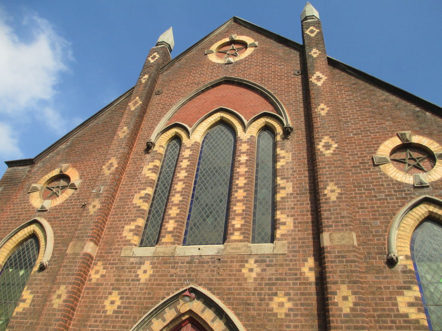 St Georges Road, Fitzroy North Church - Former